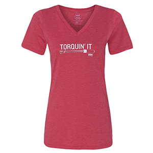 Torquin' It - Ladies Image